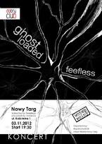 Koncert zespołów Ghost Loaded i Feefless