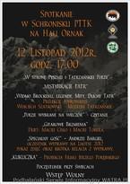 Widmo Brockenu, tatrzańskie legendy, mity i duchy Tatr...