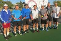 """XXI Polonijne Mistrzostwa Lekarzy w Tenisie Ziemnym Klubu Sportowego """"Bronek"""" ZLP w Chicago"""
