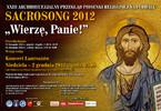 Sacrosong 2012