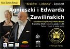 "XLIV Salon Poezji – ""Kraków – Lizbona"""