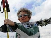 Zakopiańscy Olimpijczycy - Mistrzyni nart - slalom przez życie... (Barbara Grocholska-Kurkowiak)