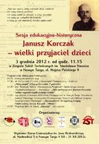 Janusz Korczak – wielki przyjaciel dzieci