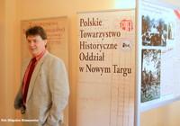 Prezes nowotarskiego PTH Przewodniczącym Rady Muzeum Regionalnego Ziemi Limanowskiej