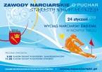 Zawody Narciarskie o Puchar Starosty Nowotarskiego - Zadział