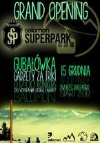 Otwarcie Snowparku Salomon SuperPark na Gubałówce