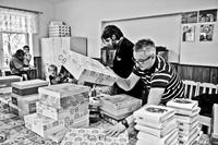 Dżentelmeni pomagają dzieciom na Podhalu
