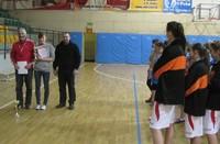 Gimnazjada Ośrodka Sportowego Nowy Targ w Koszykówce Dziewcząt