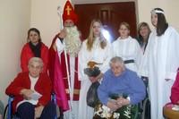 Z Mikołajową ekipą u Sióstr Albertynek w Zakopanem