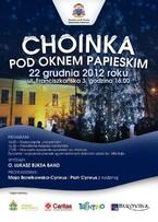 Choinka pod Oknem Papieskim