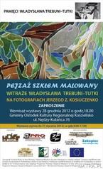 Pejzaż szkłem malowany. Witraże Władysława Trebuni-Tutki na fotografiach Jerzego Z. Kosiuczenko