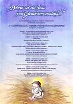 IV Festiwal Kolęd, Pastorałek i Pieśni Bożonarodzeniowych