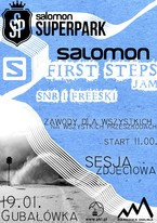Salomon First Steps Jam