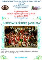 Bukowiańskie Jasełka