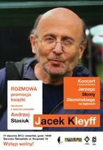 Spotkanie z Jackiem Kleyffem