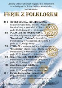 Ferie z folklorem