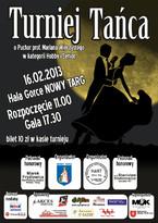 IV Turniej Tańca Towarzyskiego