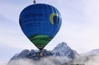 Międzynarodowy Festiwal Balonów w Château-d'Oex