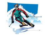 Zawody w Nnarciarstwie Alpejskim Szkół Tischnerowskich