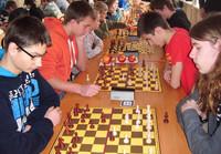 Dobre wyniki krościeńskich szachistów w Memoriale Jana Borka