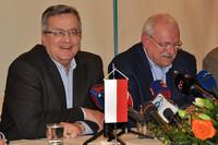 Spotkanie Prezydentów Polski i Słowacji