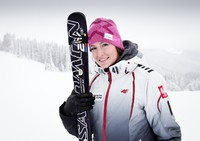 Karolina Riemen na podium Pucharu Świata