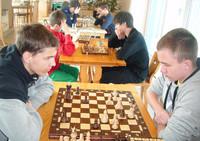 """Drugi turniej szachowy czteroetapowego krościeńskiego """"Grand Prix"""""""