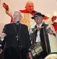 Kolędowanie z Janem Pawłem II