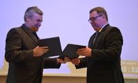 Umowa o współpracy pomiędzy Powiatem Poznańskim a Powiatem Tatrzańskim
