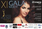 XI Gala Mody – Miss Polonia Podhala 2013