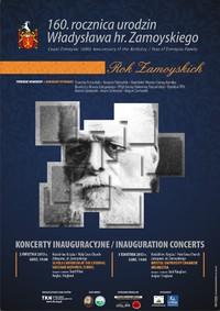 Rok Rodziny Zamoyskich na Podhalu – koncerty inauguracyjne