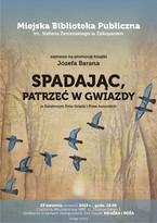 Spotkanie w ramach Małopolskich Dni Książki