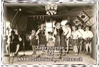 """Zaproszenie na """"XXI Przednówek w Polanach"""""""