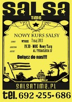 Nowy Kurs Salsy