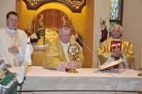 Relikwie św. Floriana