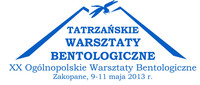 Tatrzańskie Warsztaty Bentologiczne