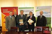 Podpisanie umowy w sprawie wykonania Uproszczonych Planów Urządzenia Lasów