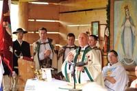 Święto pasterskie na Tarasówce w Małem Cichem