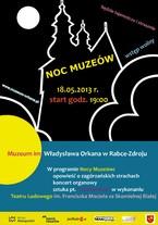 I Noc Muzeów w Rabce-Zdroju