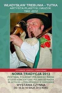 Nowa Tradycja 2013 i zespół Trebunie-Tutki w Warszawie