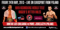 Światowy Kick Boxing po raz pierwszy pod Tatrami