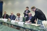 Podpisanie umowy sprzedaży Polskich Kolei Linowych