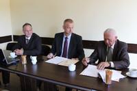 Umowa podpisana. Remont mostu na drodze powiatowej Czarny Dunajec - Poronin przeprowadzi PPD-M
