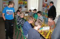Międzynarodowy mecz szachowy juniorów