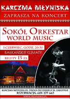 Sokół Orkestar World Music
