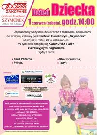 Dzień Dziecka w CH Szymonek