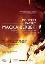 Koncert pamięci Maćka Berbeki