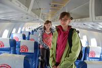 Samolotem na Dzień Dziecka