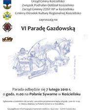 """VI Parada Gazdowska"""