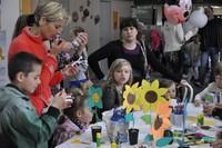 Wesoły i kolorowy miejski Dzień Dziecka